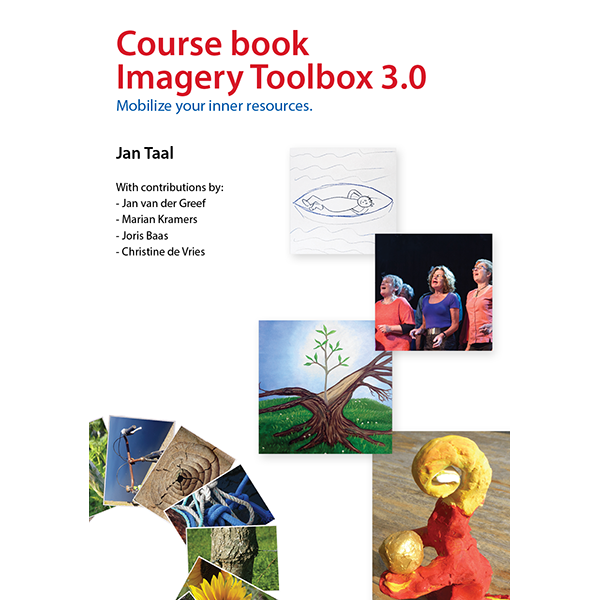 Cover image Course book Imagery Toolbox 3.0